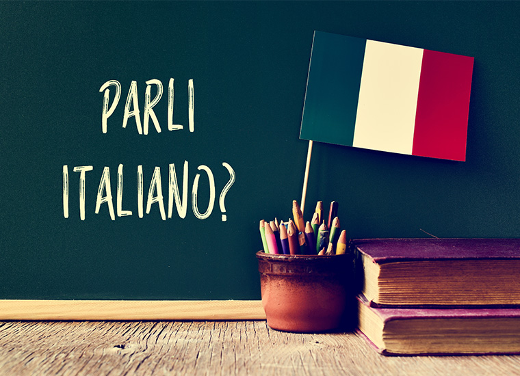 Italienisch